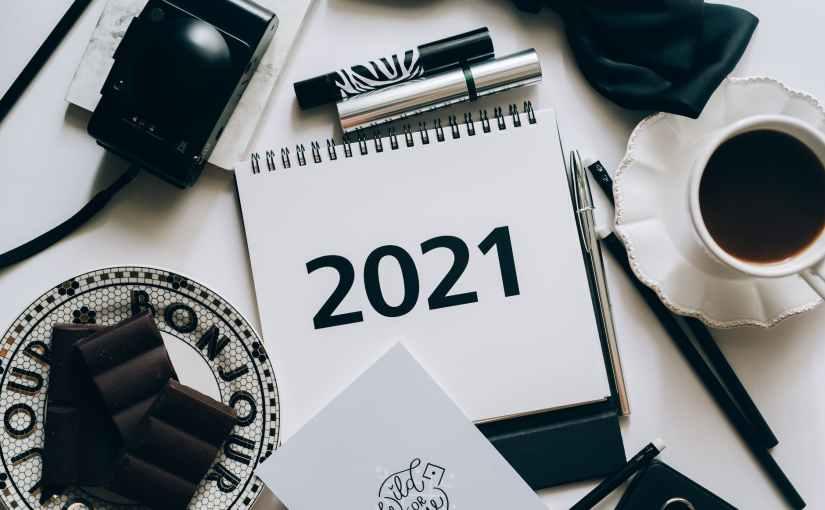 Faites de 2021 une meilleure année!